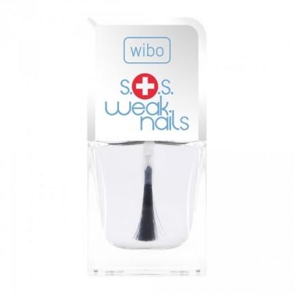 WIBO S.O.S. LAK NA OSLABENÉ NECHTY 8,5ml